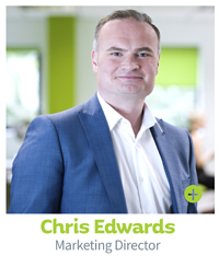 Chris Edwards Marketing Director, CIE AV Solutions