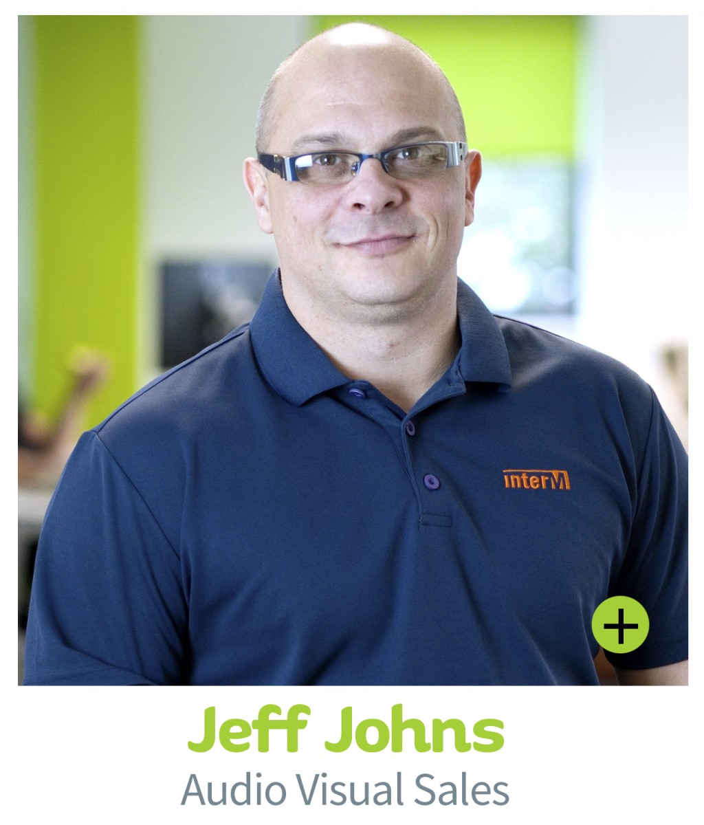 Jeff Johns, CIE AV Solutions