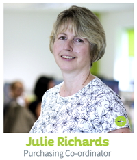 Julie Richards, CIE AV Solutions