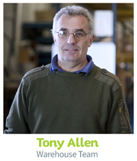 Tony Walker, CIE AV Solutions