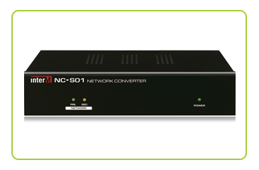 Audio-over-IP Inter-M - NCS01
