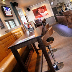 Southbank Bar Nottingham uses CYP HDBaseT